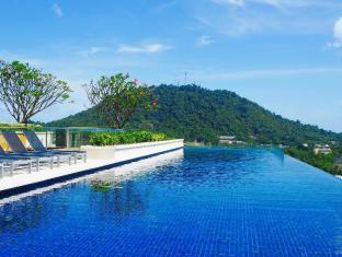 普吉高地樓頂泳池樓中樓飯店