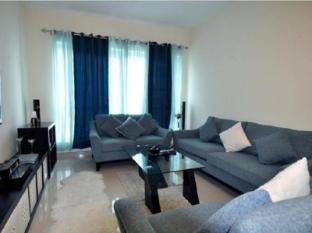 迪拜住宿公寓-湖点克拉斯特尔N