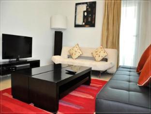 두바이 아파트먼트 - 마리나 다이아몬드 베리 이코노미컬 원 베드룸 인 두바이 마리나