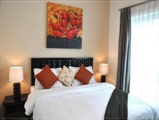 두바이 아파트먼트 - 마리나 다이아몬드 웰 퍼니시드 앤 풀리 이큅트 원 베드룸 인 두바이 마리나