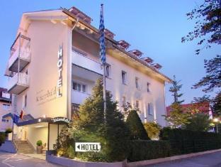 Hotel Kriemhild am Hirschgarten in Munich-Nymphenburg