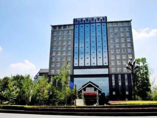 Dujiangyan Minjiang Xinhao Hotel