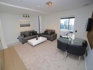 Stylish Two Bedroom Apartment With A View