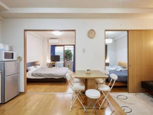 เอโอ อพาร์ตเมนต์ 3 ห้องนอน ใกล้นิชิ นิโปะริ H02A