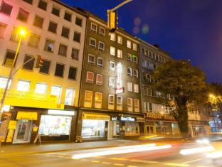 Novum Hotel Plaza Düsseldorf Zentrum