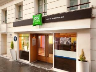 Ibis Styles Paris Voltaire Republique Hotel