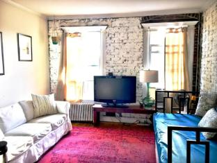 Heart of East Village Lots of Light 1BR 400ft2