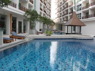 Crystal Palace Hotel Pattaya