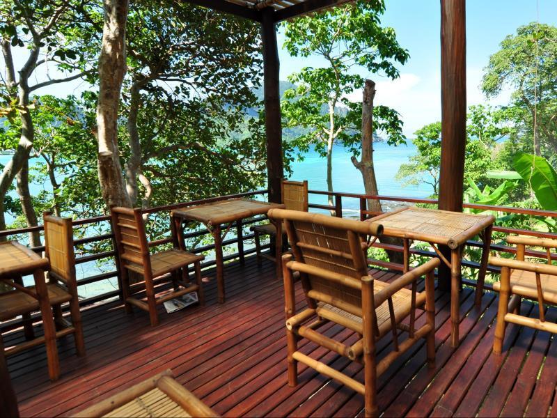 hin poo bay resort