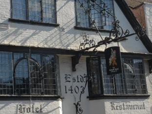 The Falstaff Hotel in Canterbury
