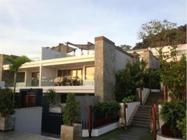3 Bedrooms Nchantra Residence at Sirey Beach Phuket