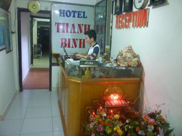 Thanh Binh Hotel Hanoi Hanoi