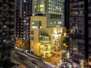 香港如心銅鑼灣海景酒店