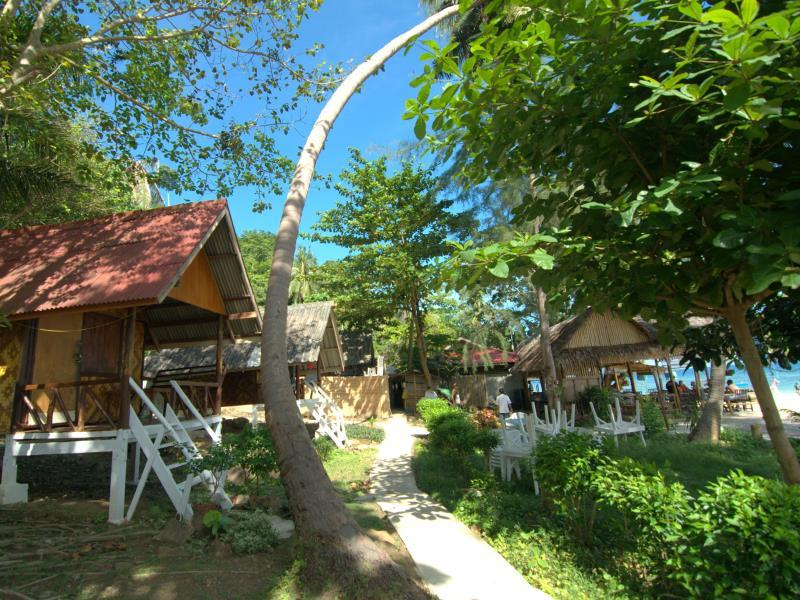 Hotel Murah di Rantee Bay Koh Phi Phi - New Rantee Beach Resort