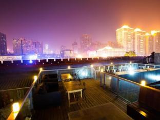 Xian Travelling With Hostel Zhu Que Men