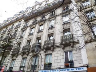 巴黎巴貝斯大道公寓式酒店
