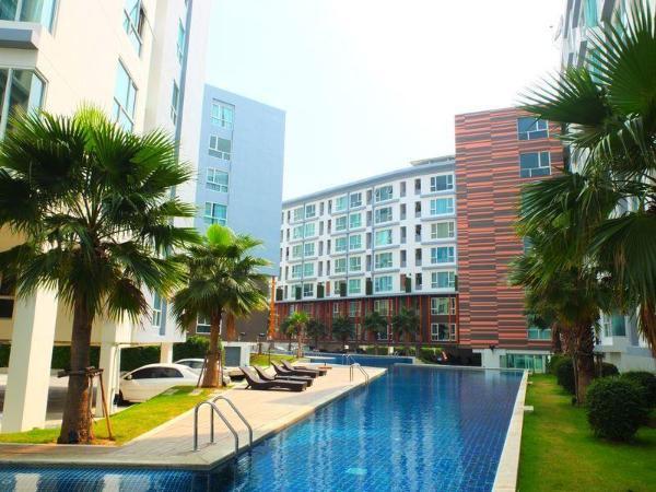 The Idol Condominium by Yo Chonburi