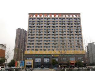 Green Tree Eastern Anhui Hefei Railway Station W Linquan Road Hotel
