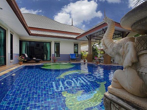 Thammachat Tani Villa Pattaya