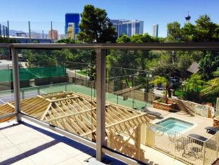 C 09 3BR with Balcony with Golf Course and Pool View