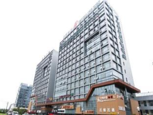 GreenTree Inn Suzhou Railway Station Huqiu Express Hotel